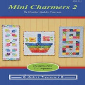 Image of Mini Charmers 2 - ANK 314 Paper Pattern