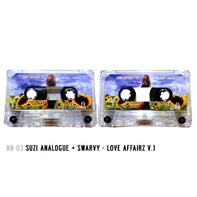 Image of NN-03 | Suzi Analogue + Swarvy Love Affairz V.1 Cassette
