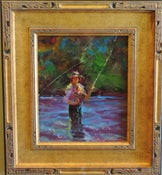 "Image of ""Little Red Fly Fishing Time 1"""