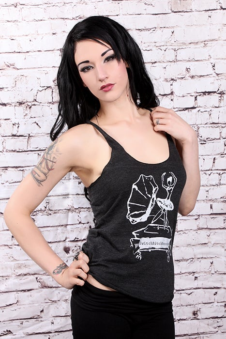 Image of SwithBitch Records Tank-Tops