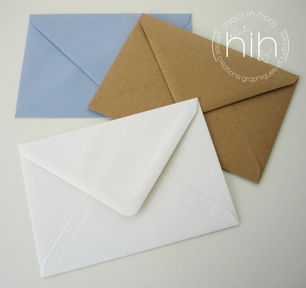 Image of 5 cartes de vœux ☁ciel☁