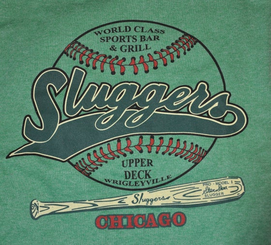 Image of Sluggers'World Class' Tee Alternate
