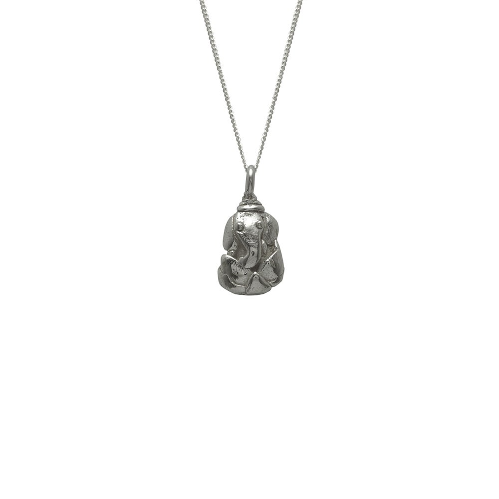 Image of Ganesha Necklace 3D