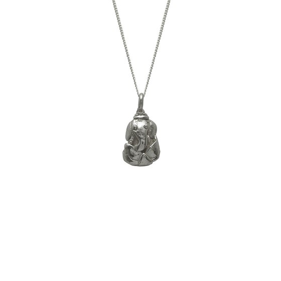 Image of Ganesha Necklace 3D