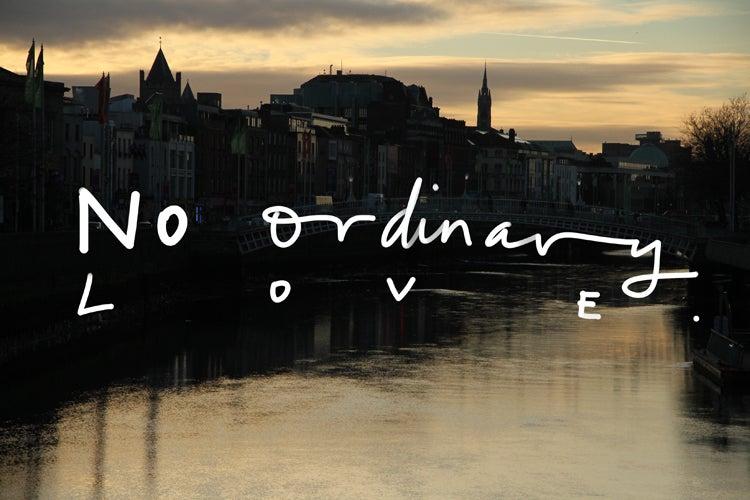 Image of No Oridinary Love