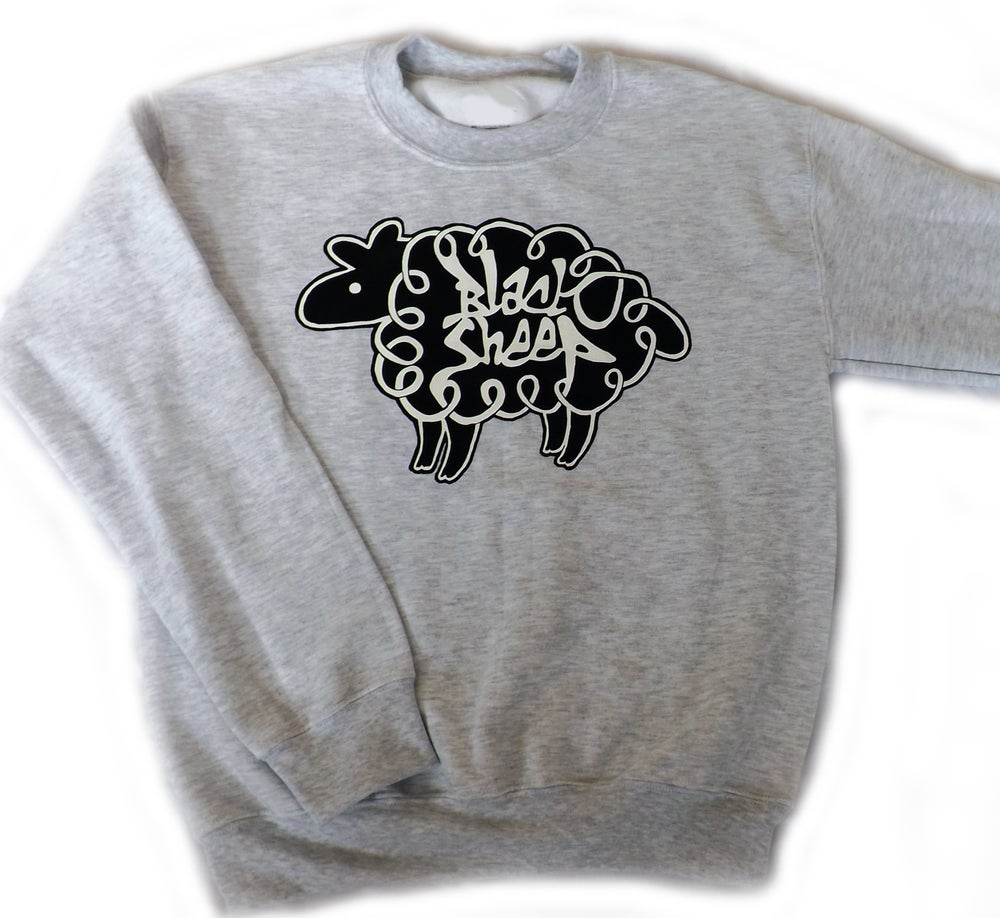 Image of LOGO SWEATSHIRT (GREY)