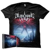 Image of Demons Album Tshirt + Demons Album *Pre order*