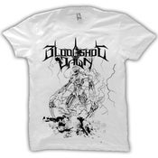 Image of Invasion White Tshirt Preorder