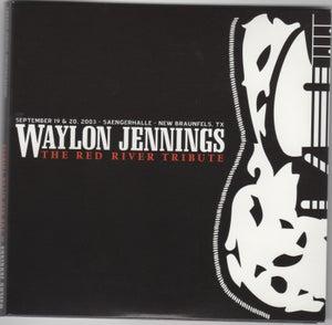 Image of Waylon Jennings-The Red River Tribute