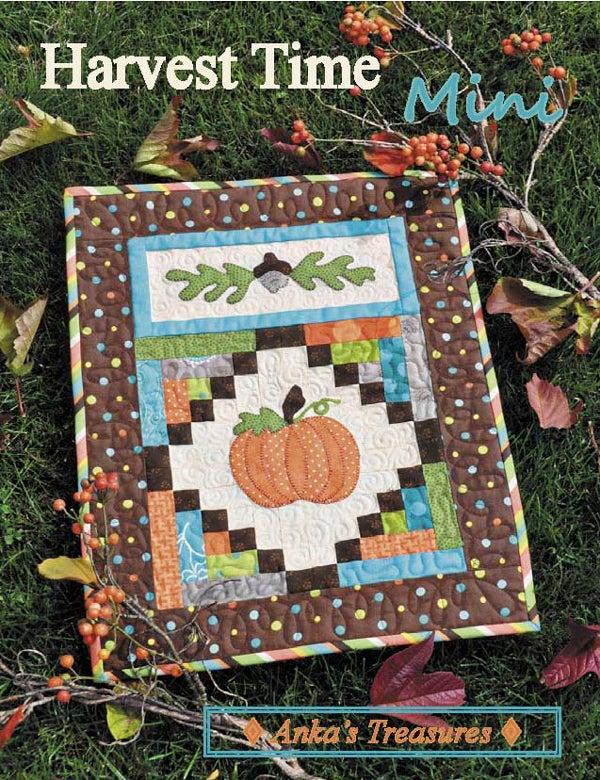 anka 39 s treasures mini harvest time paper pattern. Black Bedroom Furniture Sets. Home Design Ideas