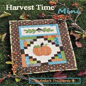 Image of Mini Harvest Time Paper Pattern