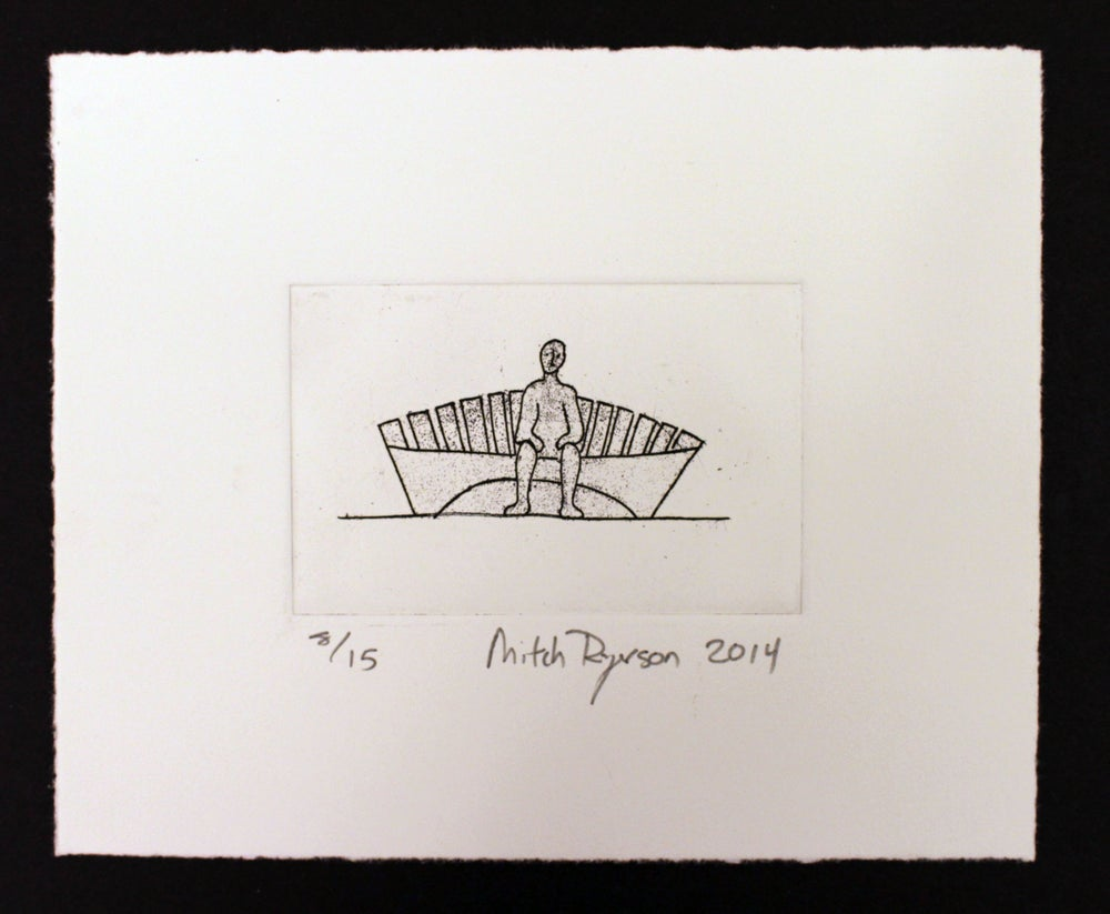 Image of Small Etching 1