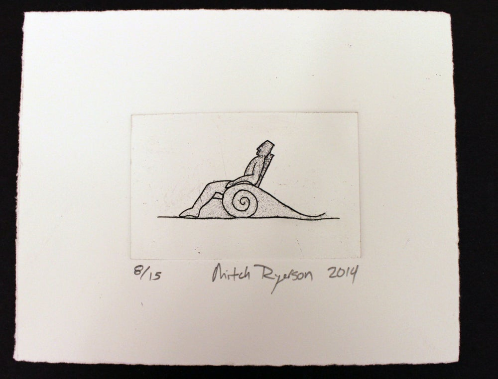 Image of Small Etching 2