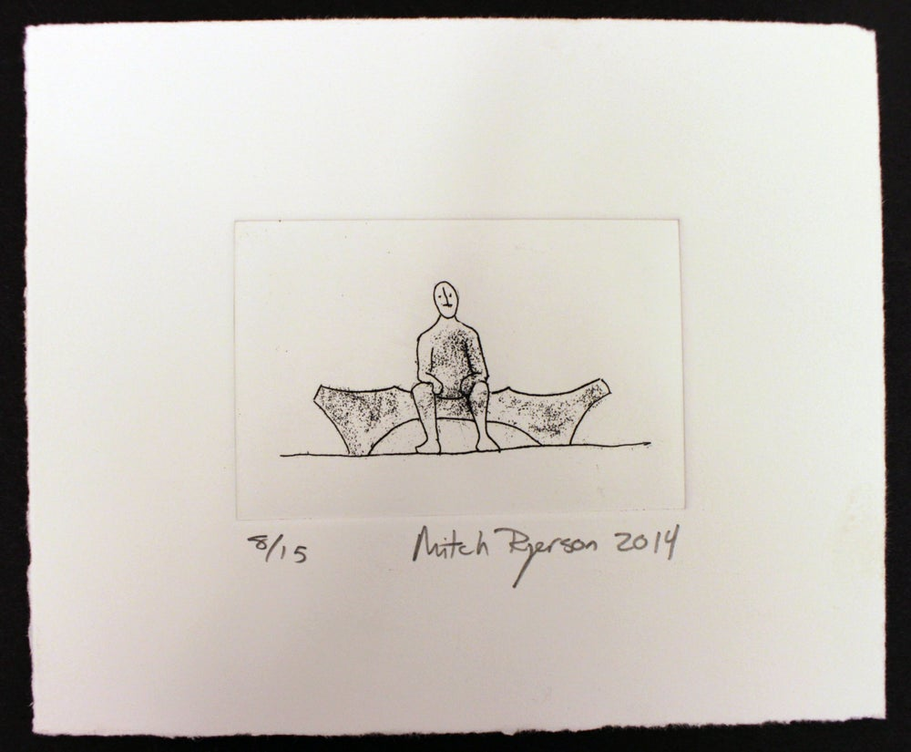 Image of Small Etching 3