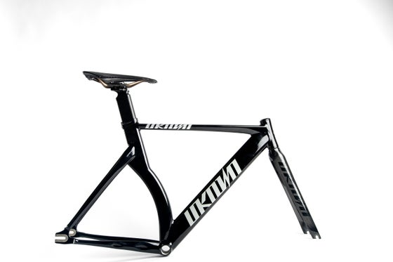 Image of Unknown Bike Co Type-2 Track Frame (preorder)