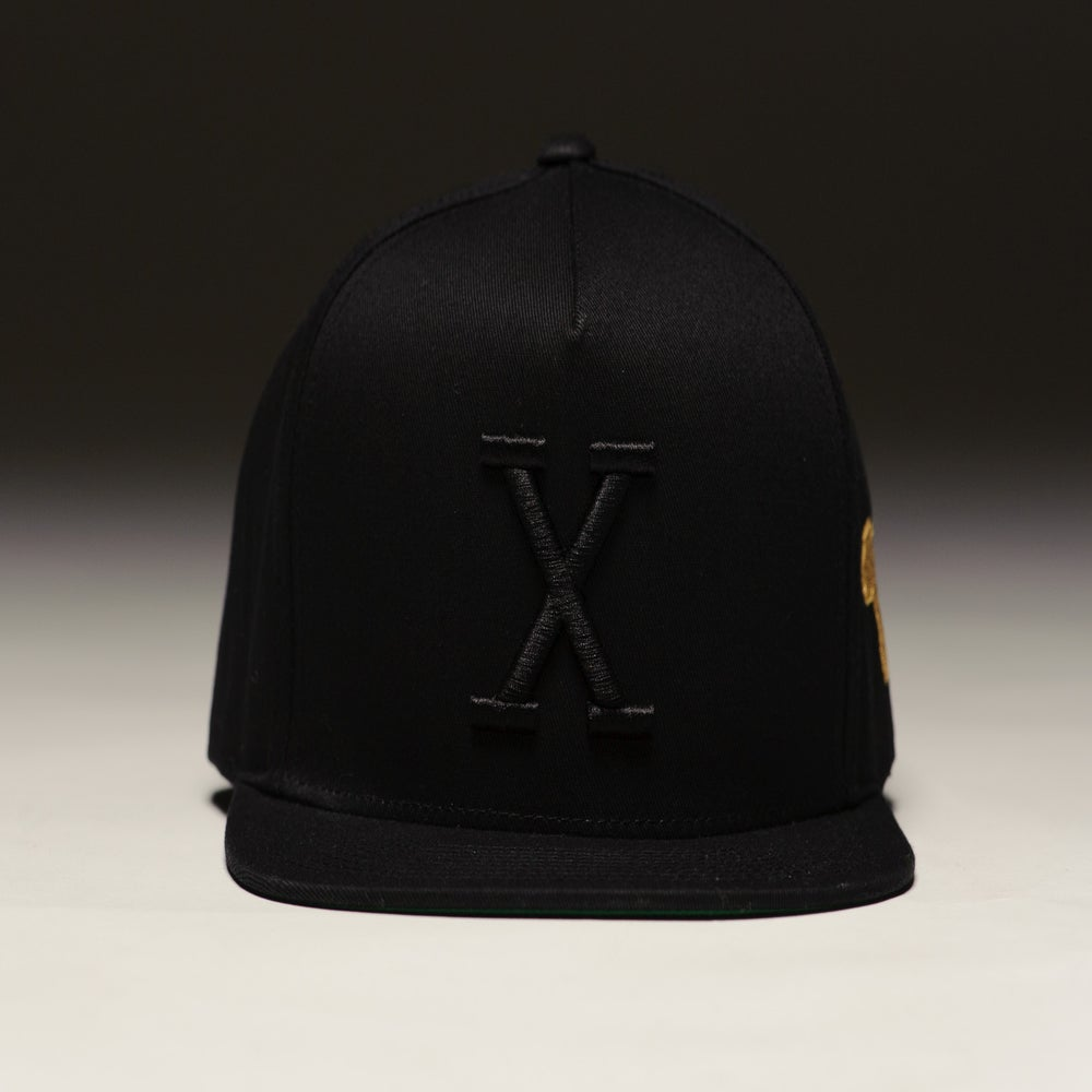 Image of X Retro Tonal - Black/Black