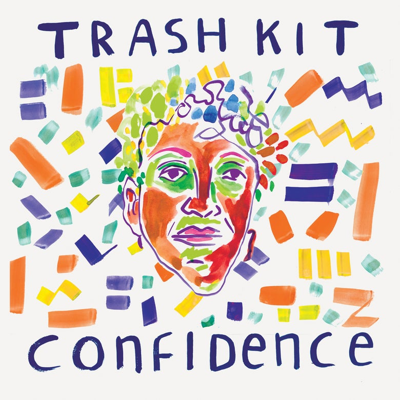 Image of TRASH KIT - Confidence LP / CD