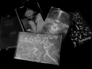Image of Sinister Stench Releases *Clearance prices*