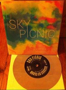 "Image of June Sunshine 7"" single"