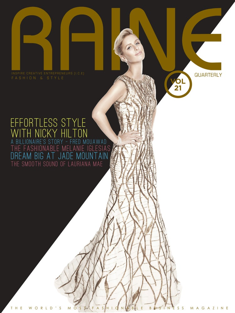 Image of Volume 21 - Fashion and Style Issue
