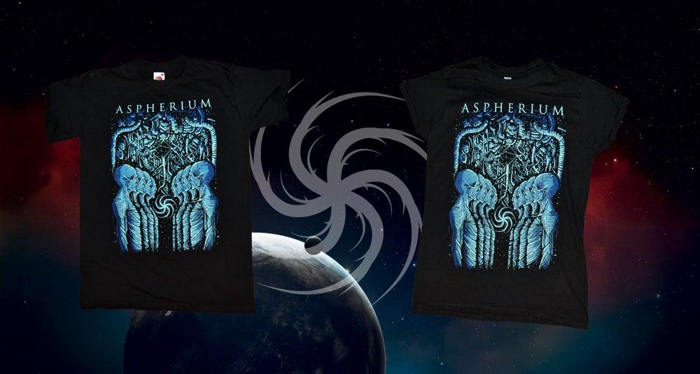 Image of Aspherium Ladyfit T-Shirt