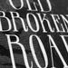 Image of Old Broken Road Trade Paperback - SIGNED