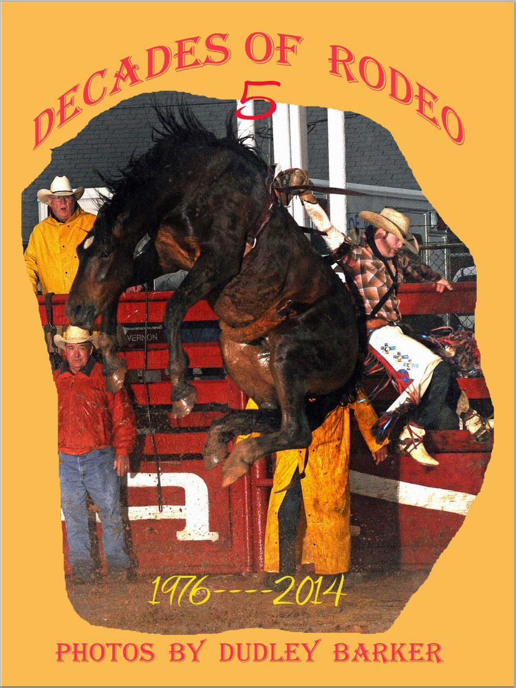 Image of 5 Decades of Rodeo - Autographed Special edition