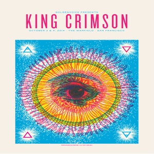 Image of King Crimson - San Francisco 2014