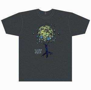 "Image of Soap ""Tree"" T-Shirt"