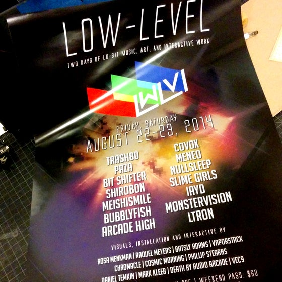 Image of Low Level 2014 Poster