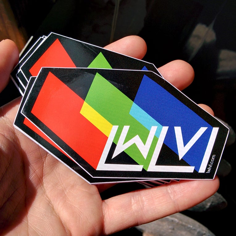 Image of Low Level Sticker