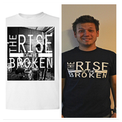 Image of The Rise of the Broken Live Shirt