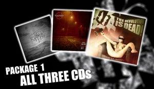 "Image of Blutmond Package #1 ""I still buy CDs!"""