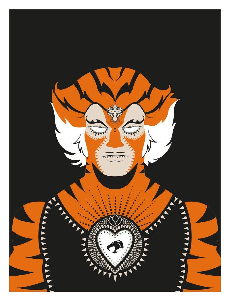 Image of el Tigre