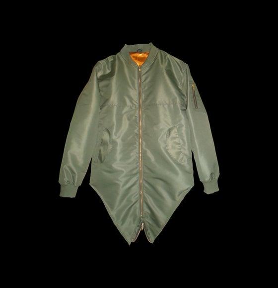 Image of Double Tailed Flight Jacket