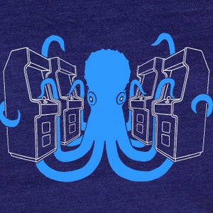 Image of Octopus Arcade T-shirt