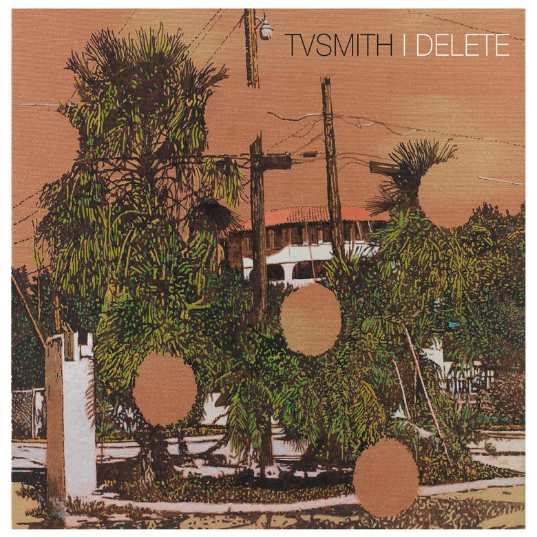Image of TV Smith - I Delete CD