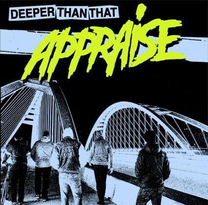 """Image of APPRAISE """"DEEPER THAN THAT"""" LP"""