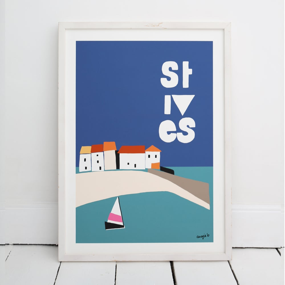 Image of St Ives Print