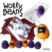 Image of Halloween Masked Worry Beans