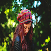 Image of Everyday Slouch Hat PDF Pattern
