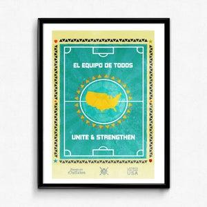 Image of El Equipo de Todos Poster