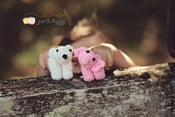Image of Two Finger Puppets PDF Pattern