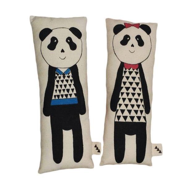 Image of Panda Dolls -Babiekins Magazine Editor's Pick