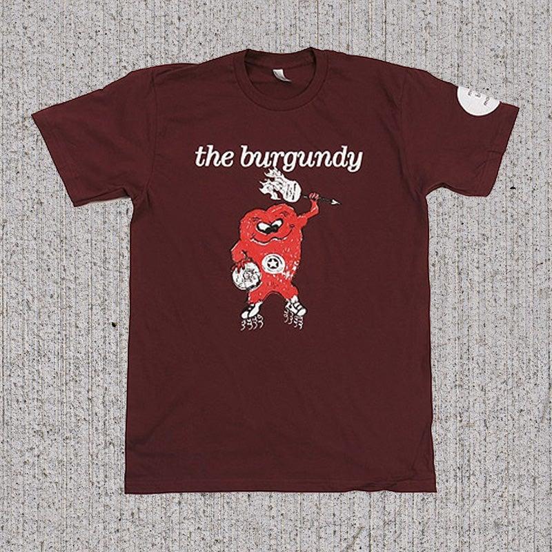 Image of The Burgundy TEE