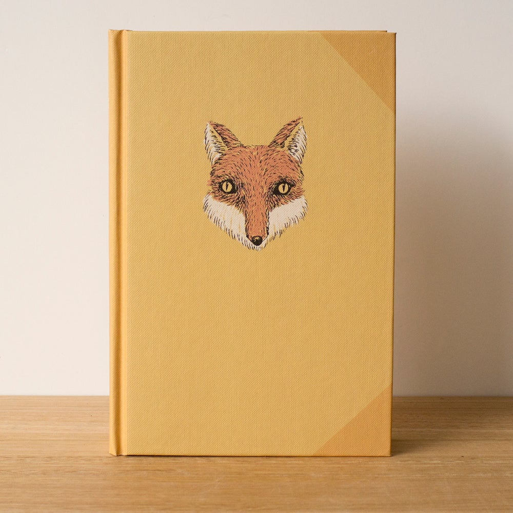 Image of Fox Hardback Journal