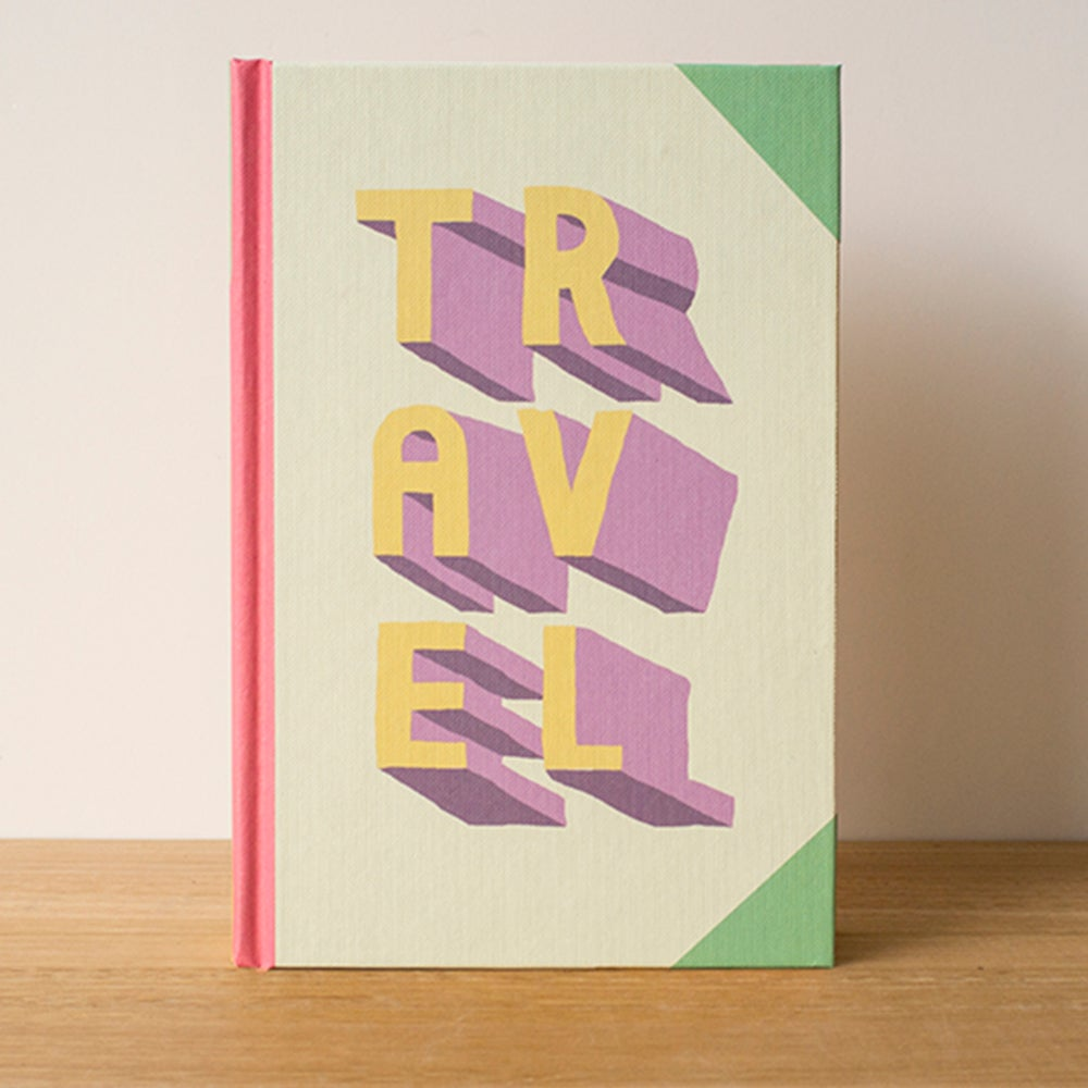 Image of Travel Hardback Journal