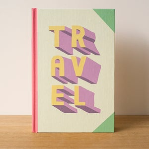 Image of Travel Hardback Journal