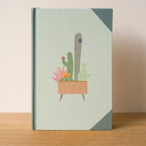 Image of Cactus Hardback Journal