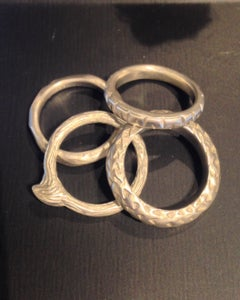 Image of Thorn Quartet Stackers